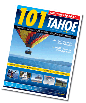 101 Fun Things to do at Lake Tahoe